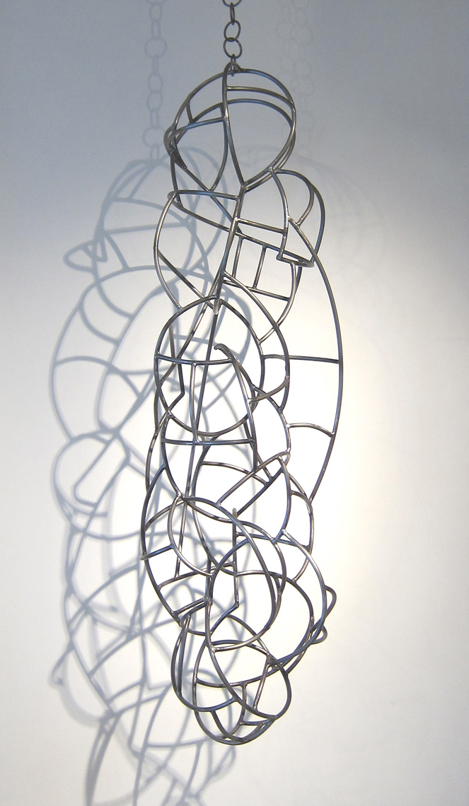 steel-loop-study by Peter Diepenbrock